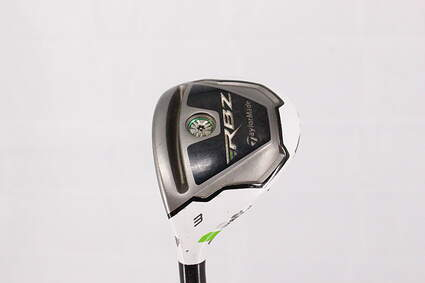 TaylorMade RocketBallz Hybrid 3 Hybrid 19° Stock Graphite Shaft Graphite Stiff Left Handed 41.0in