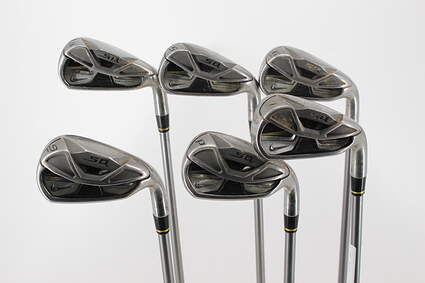 Nike Sasquatch Machspeed Iron Set 4-PW Graphite Regular Right Handed 38.0in