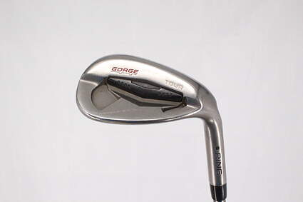 Ping Tour Gorge Wedge Lob LW 58° Standard Sole Ping TFC 189i Graphite Regular Right Handed Black Dot 35.5in