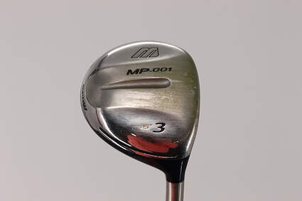 Mizuno MP-001 Fairway Wood 3 Wood 3W 15° Dynamic Gold AMT S300 Graphite Stiff Right Handed 42.25in
