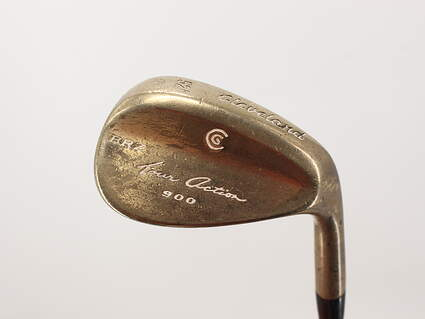 Cleveland 900 Form Forged Gunmetal Wedge Gap GW 52° Rifle Spinner 5.5 Steel Wedge Flex Right Handed 35.5in
