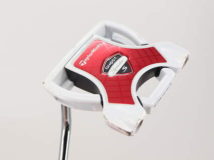 TaylorMade Ghost Spider S Putter Face Balanced Steel Left Handed 37.5in
