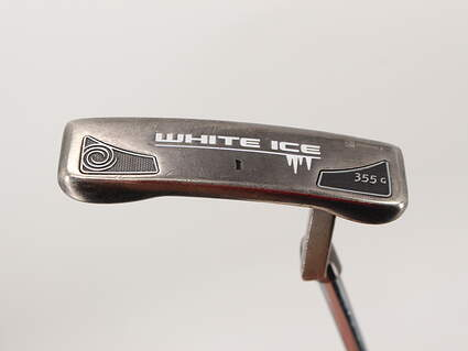 Odyssey White Ice 1 Putter Slight Arc Steel Right Handed 33.5in