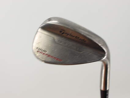 TaylorMade 2014 Tour Preferred Bounce Wedge Lob LW 56° 12 Deg Bounce FST KBS Tour-V Steel Wedge Flex Right Handed 35.5in