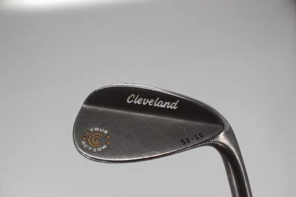 Cleveland Tour Action Wedge Gap GW 52° 10 Deg Bounce Cleveland Traction Wedge Steel Wedge Flex Right Handed 35.5in