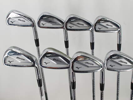 Mizuno MP 63 Iron Set 3-PW True Temper Dynamic Gold S300 Steel Stiff Right Handed 37.75in