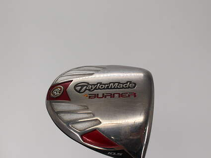 TaylorMade 2009 Burner Driver 10.5° TM Reax Superfast 50 Graphite Regular Right Handed 45.5in