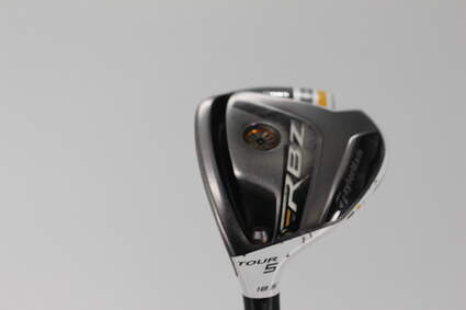 TaylorMade RocketBallz Stage 2 Fairway Wood 5 Wood 5W 18.5° TM Matrix RocketFuel 80 Graphite Stiff Left Handed 43.0in