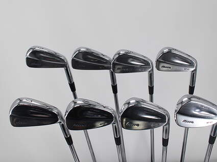 Mizuno MP 67 Iron Set 3-PW Steel 6.0 Right Handed 37.75in