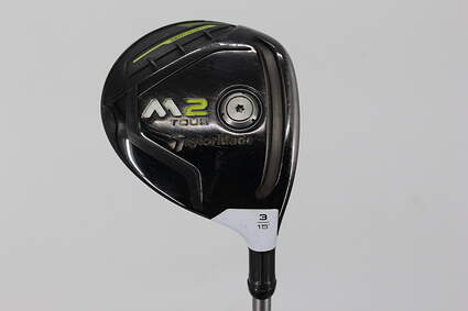 TaylorMade M2 Tour Fairway Wood 3 Wood 3W 15° Mitsubishi Tensei CK 60 Blue Graphite X-Stiff Right Handed 43.5in