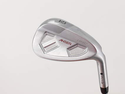 Ping Anser Forged Wedge Gap GW 52° Dynamic Gold Spinner Steel Right Handed Black Dot 35.25in