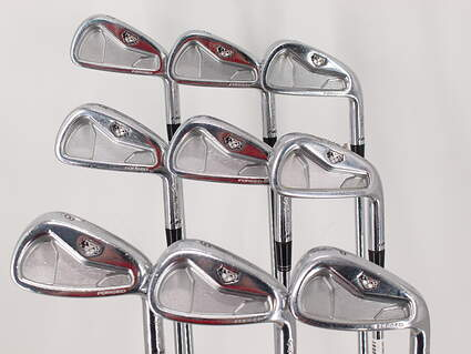 TaylorMade Rac TP 2005 Iron Set 3-PW True Temper Dynamic Gold S300 Steel Stiff Right Handed 39.0in