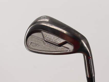 Adams Idea Pro Black CB1 Wedge Gap GW Project X 6.0 Steel Regular Right Handed 35.75in