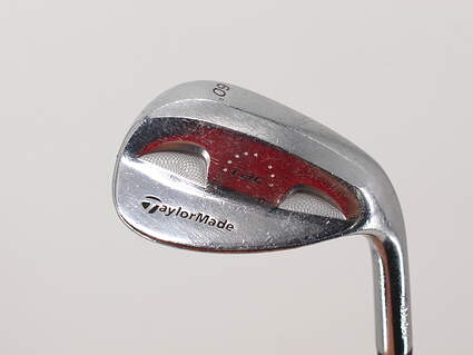 TaylorMade Rac Chrome Wedge Lob LW 60° TM RAC CGB STEEL Steel Wedge Flex Right Handed 35.0in