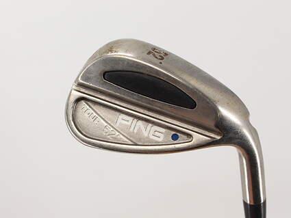 Ping Tour Wedge Gap GW 52° True Temper Dynamic Gold Steel Wedge Flex Right Handed Blue Dot 34.75in