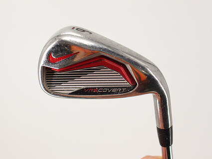 Nike VRS Covert 2.0 Single Iron 6 Iron Stock Steel Shaft Steel Right Handed 37.25in
