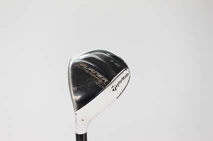 TaylorMade Burner Superfast 2.0 Hybrid 3 Hybrid 18° TM TP Matrix Ozik HD7 Graphite Stiff Left Handed 41.0in