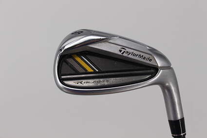 TaylorMade Rocketbladez Single Iron 8 Iron TM Matrix RocketFuel 65 Graphite Stiff Right Handed 36.5in