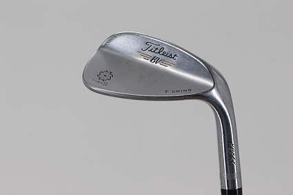 Titleist Vokey SM5 Tour Chrome Wedge Sand SW 54° 14 Deg Bounce Titleist SM5 BV Steel Wedge Flex Right Handed 35.0in