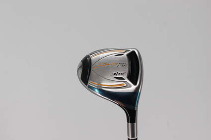 Adams Speedline F11 Titanium Fairway Wood 3 Wood 3W 15° Aldila VooDoo SVS7 Graphite Stiff Right Handed 43.0in
