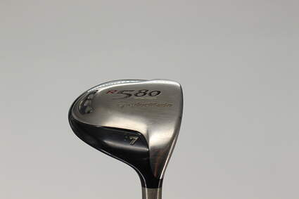 TaylorMade R580 Fairway Wood 7 Wood 7W Stock Graphite Shaft Steel Regular Right Handed 42.0in