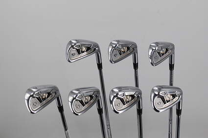 TaylorMade 2009 Tour Preferred Iron Set 4-PW True Temper Dynamic Gold S300 Steel Stiff Right Handed 37.75in
