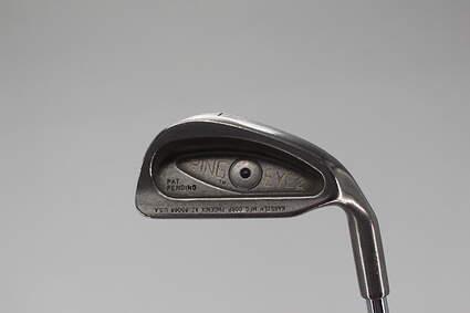 Ping Eye 2 Single Iron 4 Iron Ping ZZ Lite Steel Stiff Right Handed Black Dot 38.0in