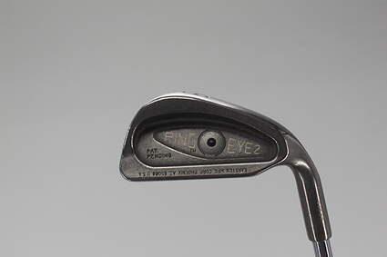 Ping Eye 2 Single Iron 3 Iron Ping ZZ Lite Steel Stiff Right Handed Black Dot 38.75in