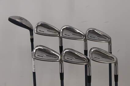 Mizuno Tava Iron Set 5H 6-PW SW Stock Graphite Shaft Graphite Ladies Right Handed 38.0in