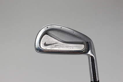 Nike Forged Pro Combo Single Iron 6 Iron Stock Steel Shaft Steel Stiff Right Handed 37.25in