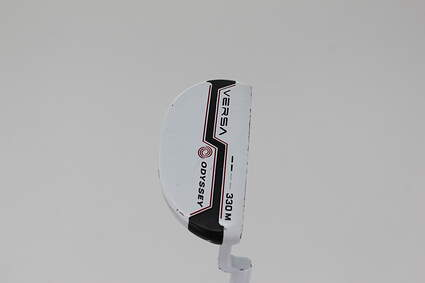 Odyssey Versa #9 White Black White Putter Mid Hang Steel Right Handed 33.0in