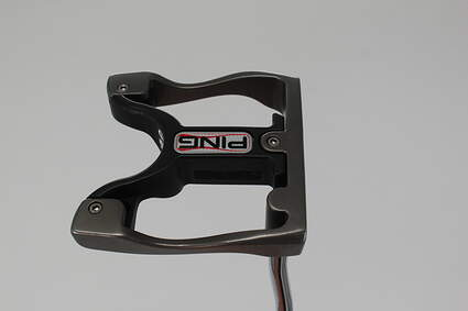 Ping 2010 Jas Craz-D Putter Face Balanced Steel Right Handed Black Dot 33.0in