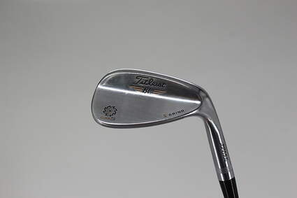 Titleist Vokey SM5 Tour Chrome Wedge Gap GW 54° 10 Deg Bounce S Grind Titleist SM5 BV Steel Stiff Right Handed 35.0in