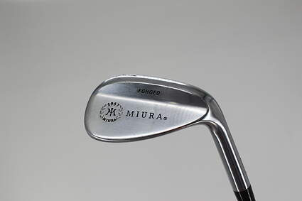Miura Series 1957 C-Grind Wedge Pitching Wedge PW 51° Dynamic Gold TI AMT X100 Steel Right Handed 34.5in