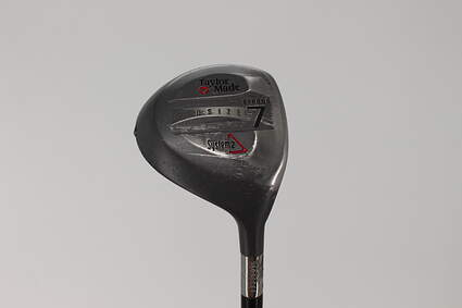 TaylorMade System 2 Midsize Fairway Wood 7 Wood 7W Graphite Stiff Right Handed 42.0in