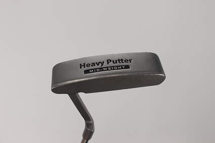 Heavy Putter CX-2 Mid Weight Putter Steel Right Handed 34.0in