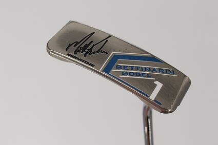 Bettinardi 2012 Signature Model 1 Putter Face Balanced Steel Right Handed 44.0in