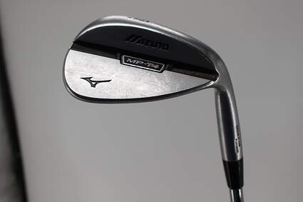 Mizuno MP-T4 White Satin Wedge Lob LW 58° 10 Deg Bounce True Temper Dynamic Gold Steel Wedge Flex Right Handed 35.5in