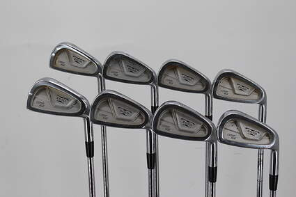 Mizuno T-Zoid EZ Comp Iron Set 3-PW Dynalite Gold SL Sensicore 300 Steel Stiff Right Handed 38.0in