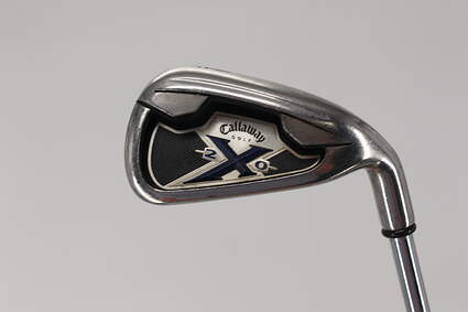 Callaway X-20 Single Iron 4 Iron Callaway Stock Steel Steel Uniflex Right Handed 38.25in
