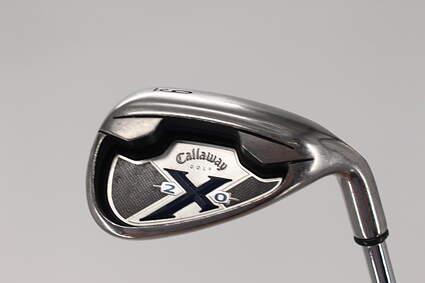 Callaway X-20 Single Iron 9 Iron Callaway X-22 Uniflex Steel Steel Uniflex Right Handed 35.75in