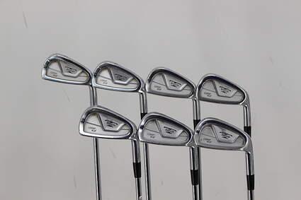 Mizuno T-Zoid EZ Comp Iron Set 3-9 Iron True Temper Dynalite Gold 300 Steel Regular Right Handed 38.25in