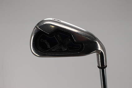 Callaway X-18 Pro Series Single Iron 4 Iron Rifle Flighted 5.5 Steel Regular Right Handed 38.5in