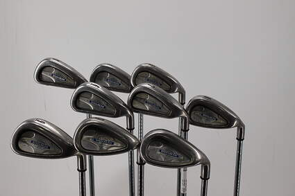 Callaway X-14 Iron Set 3-PW SW Callaway Stock Steel Steel Regular Right Handed 38.75in