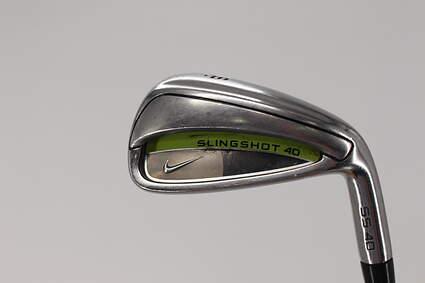 Nike Slingshot 4D Single Iron 6 Iron True Temper DG SuperLite S300 Steel Stiff Right Handed 38.0in