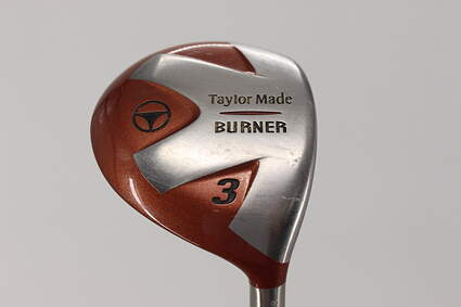 TaylorMade 1998 Burner Fairway Wood 3 Wood 3W TM Bubble 2 Graphite Regular Right Handed 42.5in