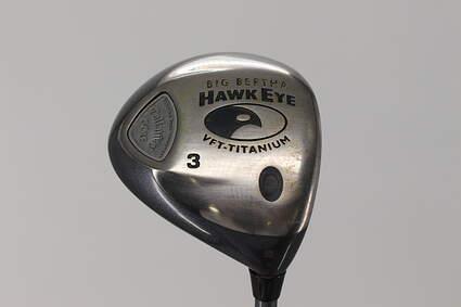 Callaway Hawkeye VFT Fairway Wood 3 Wood 3W Callaway Gems Graphite Ladies Right Handed 42.0in