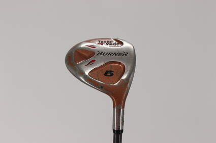 TaylorMade 1998 Burner Fairway Wood 5 Wood 5W TM Bubble 2 Graphite Stiff Right Handed 42.5in