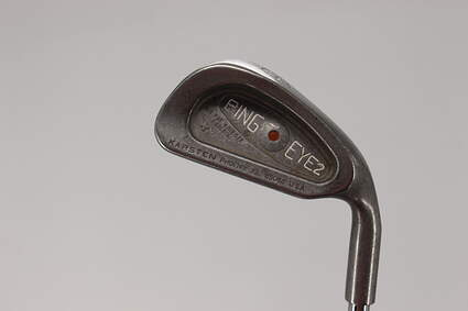 Ping Eye 2 Single Iron 3 Iron Ping KT-M Steel Stiff Right Handed Red dot 39.0in