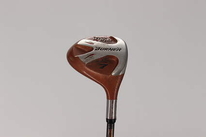 TaylorMade 1994 Burner Fairway Wood 7 Wood 7W TM Bubble Graphite Regular Right Handed 42.0in